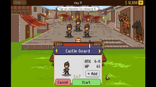 Knights of Pen & Paper +1 Edition Screenshots