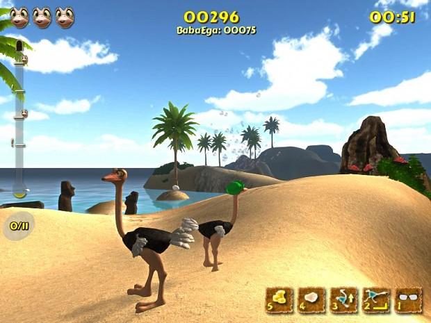Ostrich Island