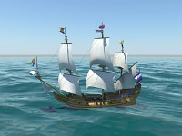 Dutch Pinnace Concept