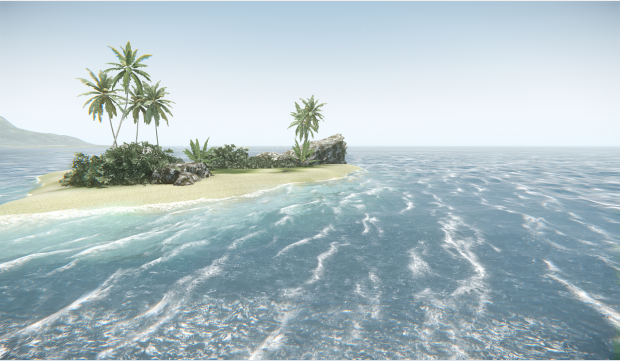 Realistic Caribbean Test