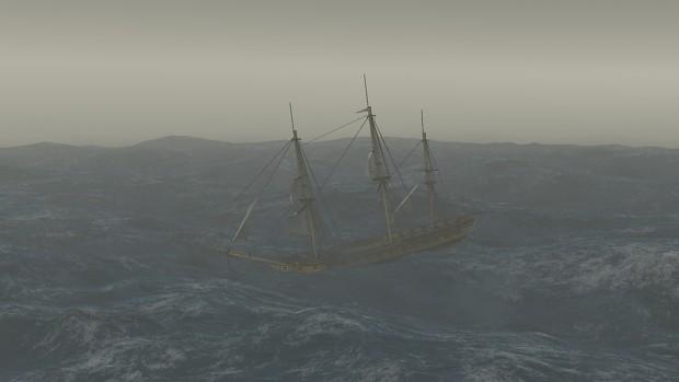 Storm Sailing Concept