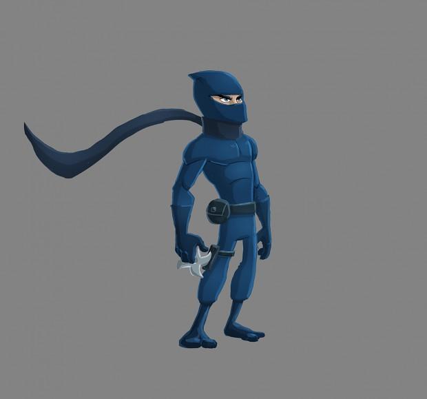 Ninja Character Concept
