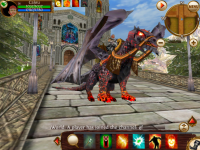 Red Dragon in Stronburg