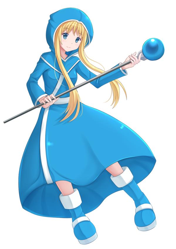 Arcana artwork by Kazenokaze