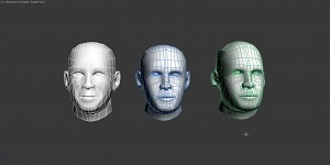 Civil Head - Shape Variations