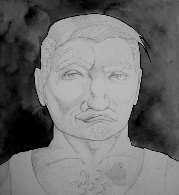 NPC Character Portrait Prototype