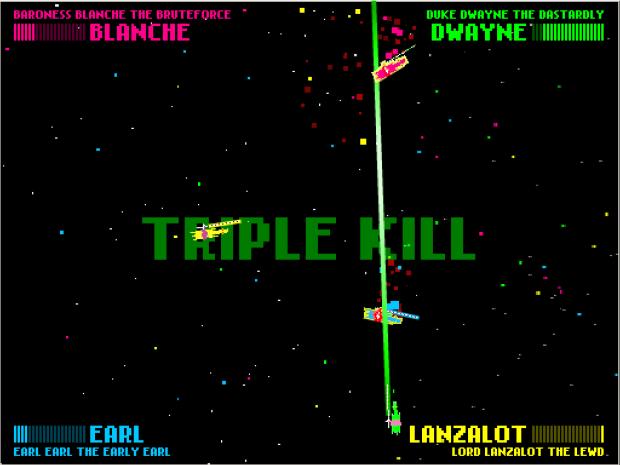 TRIPLE KILL!!
