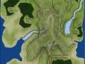 Demo Island Map