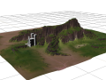 Island creation