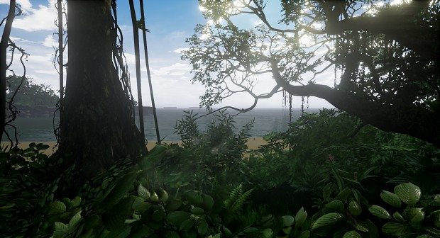 Some In-Game Alpha Pictures