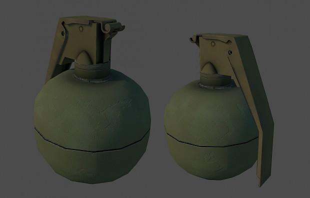 WIP Grenade