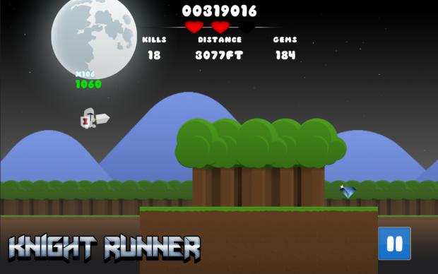 Knight Runner Screenshots