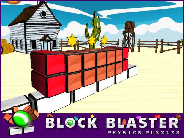 Block Blaster - Physics Puzzles