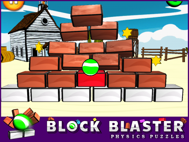 Block Blaster - Physics Puzzles