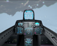 New cockpit texture!