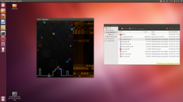 Huenison on Linux+Wine