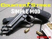 Counter-Strike Simple Mod Launcher Preview