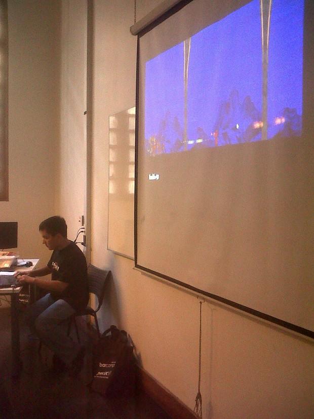Barcamp Santiago Avant