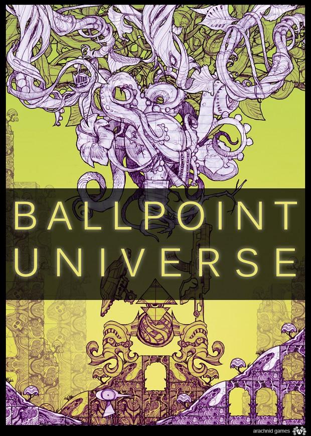 HQ Ballpoint Universe Boxshot