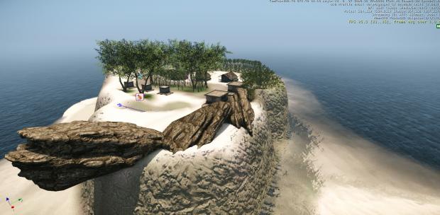 Tropical Island *wip* 1