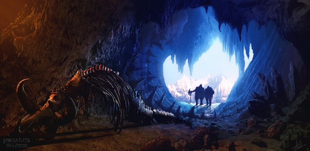 Aaldnarech Cave