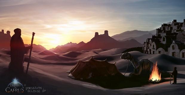 Marustha Dunes