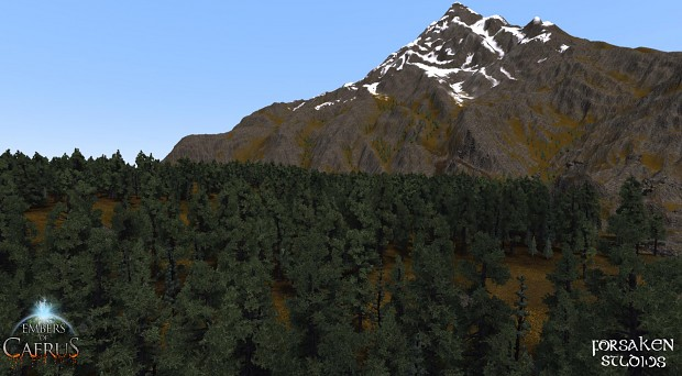 The forests of Thaal