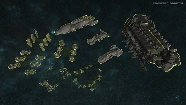 Union Ships