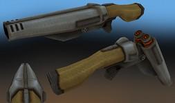 Shotgun Textured