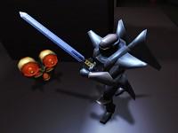 Sword is back