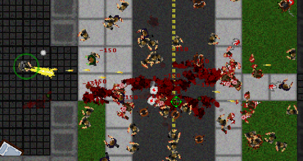 Over 9000 Zombies! - 2D Top Down Zombie Shooter! image