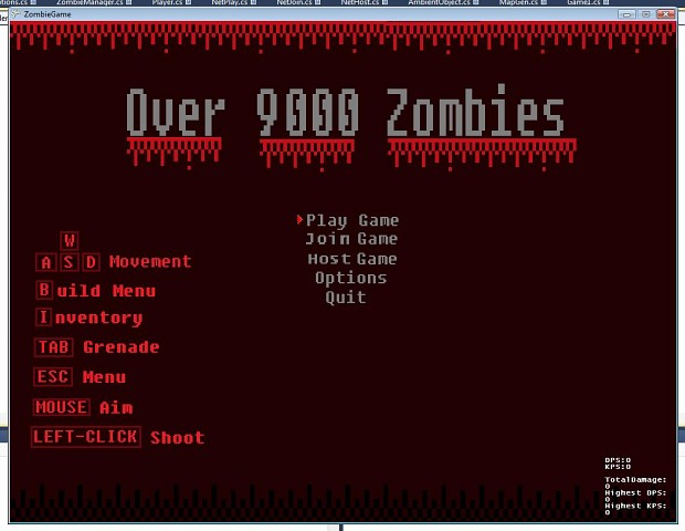 Over 9000 Zombies Multiplayer!