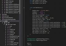Visual Studio 2012 Code