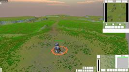 Asgardian Hills Skirmish map