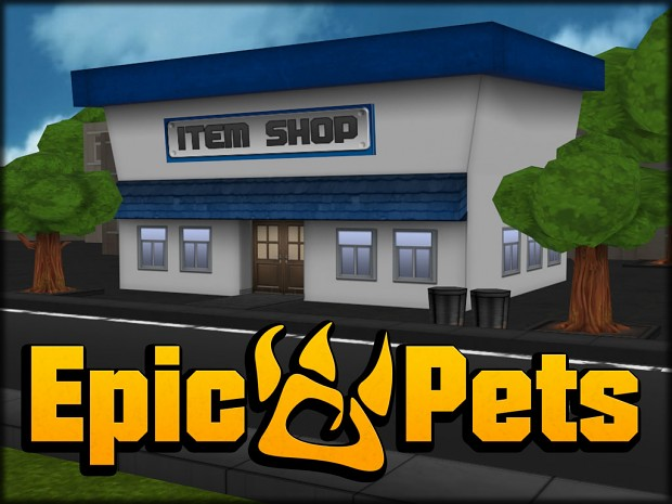 Item Shop WIP