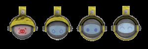 HUD faces