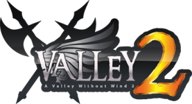 A Valley Without Wind 2 Concept and Logo Art