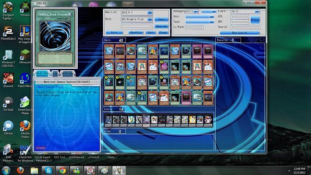 Deck Edit image - Yugioh : DevPro Simulator - Mod DB