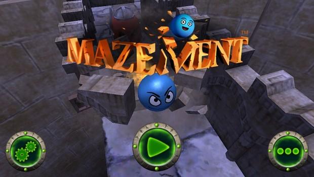 Mazement screenshots