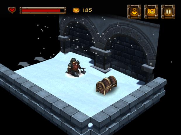Dwarf Quest - Snow