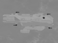 Kite Class Systems - Weapons/Hardpoints