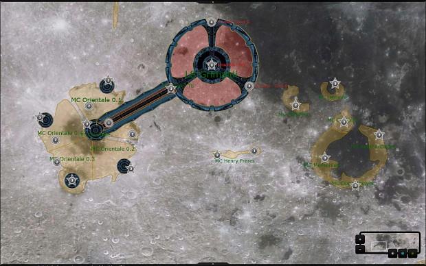 atWar Screenshot: Lunar Colonization