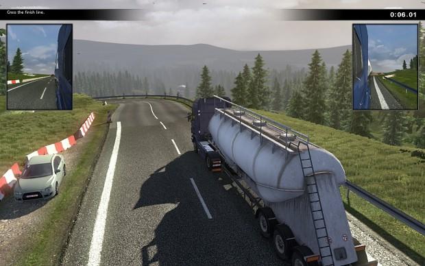 Driving Simulator Online >> Scania Truck Driving Simulator The Game Screenshot image ...