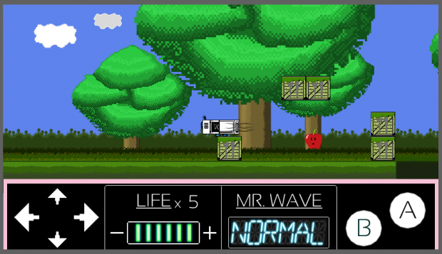 New Mr. Wave Screenshots December 8th 2012