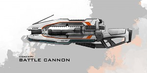 Sanctum 2 - Weapons - Battle Rifle