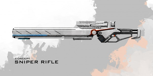 Sanctum 2 - Weapons - Sniper Rifle