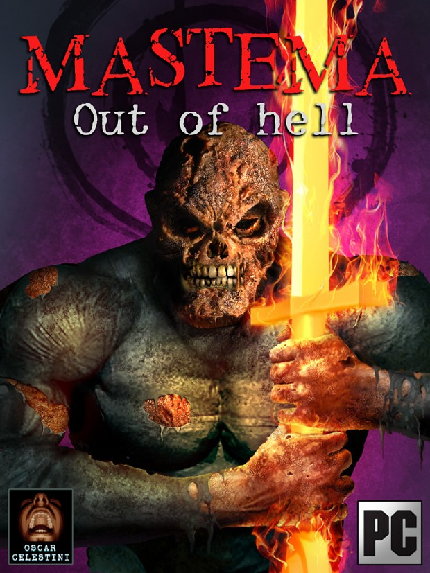 Mastema Out of Hell  Cover Kickstarter