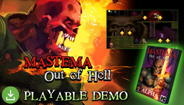 MASTEMA Out of hell DEMO AVAILABLE!