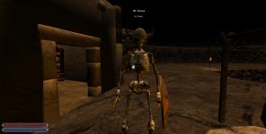 Talking to Mr. Bones