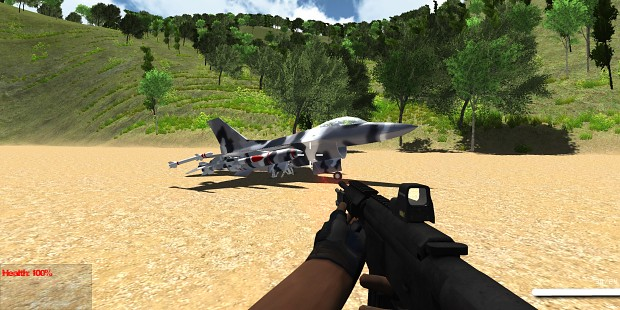WFU #2 Jet image